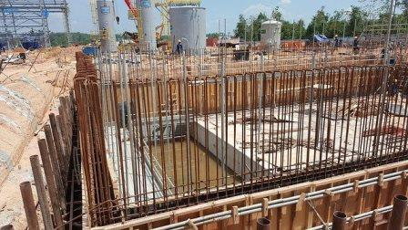 الأساسات قواعد البناء